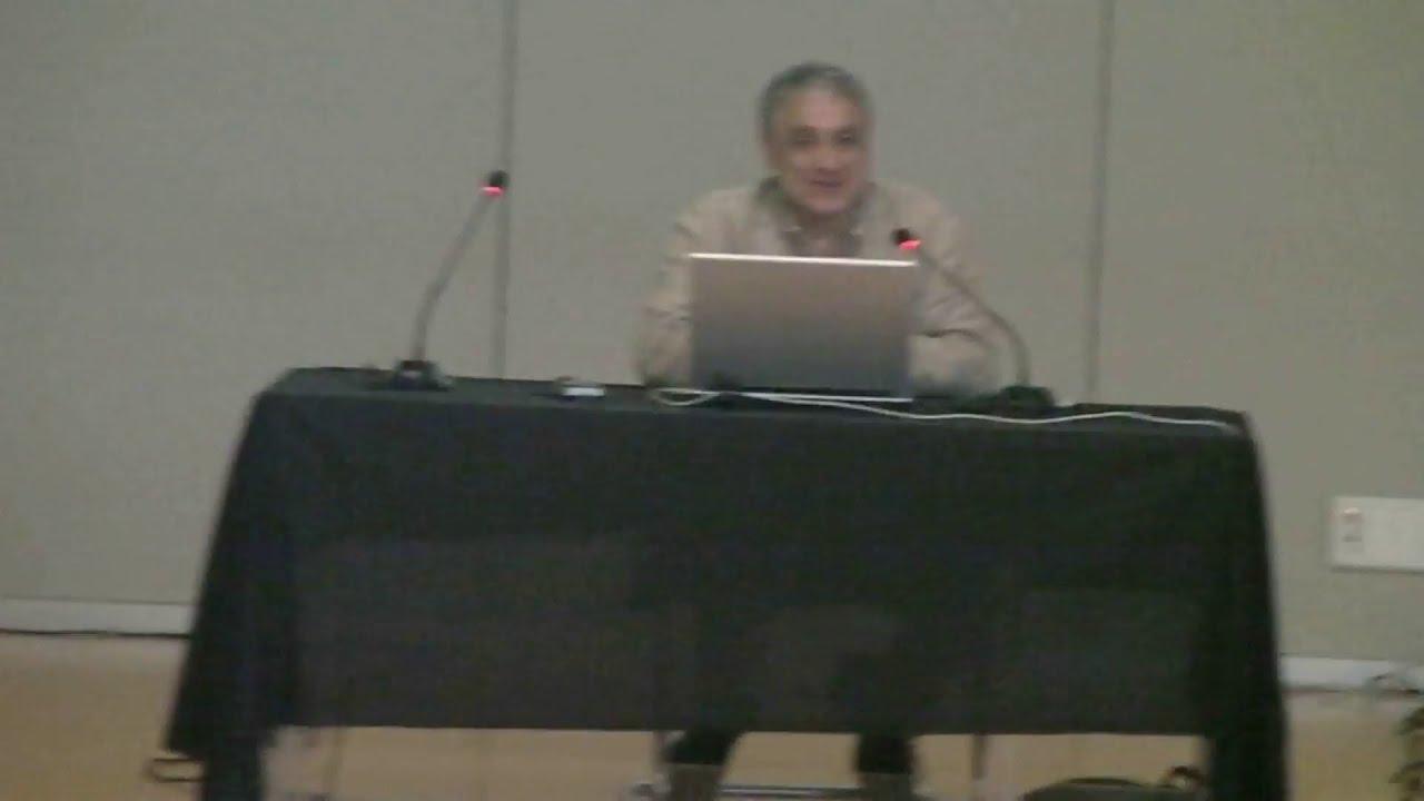 Educación Inclusiva. Charla-coloquio con Ramón Flecha. Turno de preguntas