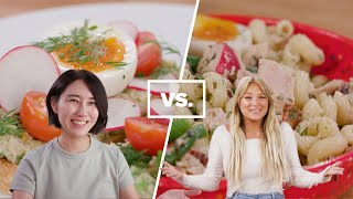 The Great Tuna Taste Off with Alix and Rie // Presented By Bumble Bee Seafoods