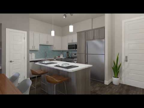 Inwood Station Apartments Video Tour