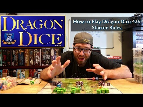 Official How to Play Dragon Dice 4.0: Starter Rules