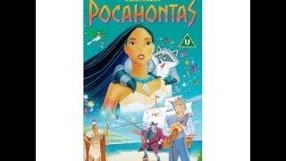 Digitized Opening To Pocahontas (1996 VHS UK)