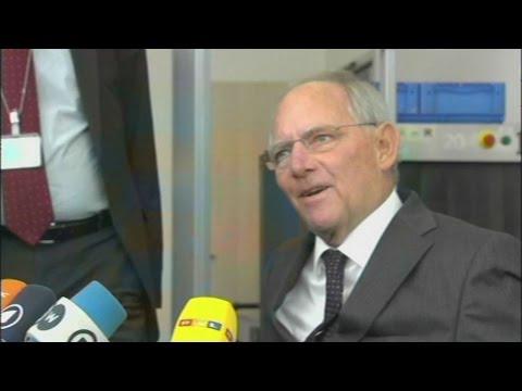 Β.Σόιμπλε:Δεν προβλέπεται συμφωνία στις αποψινές συνομιλίες
