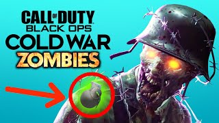 Black Ops Cold War Zombies Reveal - Everything We Know