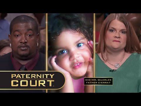 Man Believes He's Not The Father Of Child He's Paying Support For (Full Episode) | Paternity Court