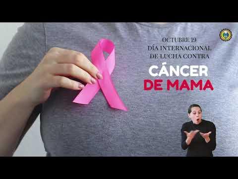 Día Internacional de Lucha Contra el Cáncer de Mama 2021
