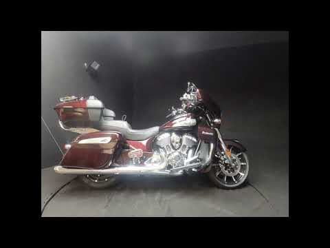 2021 Indian Roadmaster® Limited in De Pere, Wisconsin - Video 1