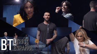 Maroon 5   Girls Like You Ft. Cardi B (Lyrics + Español) Video Official