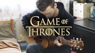 Game Of Thrones Theme - Piotr Szumlas - Fingerstyle Guitar Cover