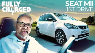 SEAT Mii, 1st Drive | FULLY CHARGED for Clean Energy & Electric Vehicles