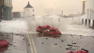 Homes evacuated as east coast braces for floods