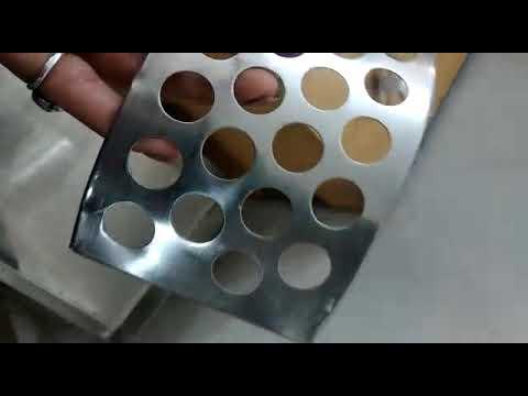 Sonar Onion Cutting Machine