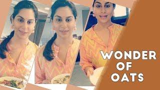 Wonder of Oats | Upasana Kamineni Konidela