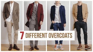 How To Get The Most Out Of Your Overcoats | Wearing Overcoats All Year Round | Marcel Floruss