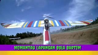 Fpv skysurfer x8 Rc plane  pemantauan sekeliling Tamiang layang