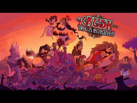 Crush Your Enemies - Announcement Trailer thumbnail