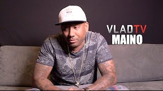 """Maino: Number of Friends I've Lost to Violence is """"Immeasurable"""""""