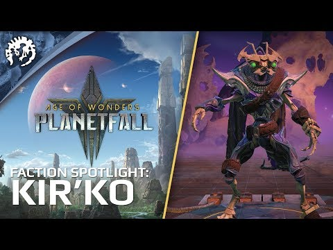 Age of Wonders: Planetfall - Faction Spotlight: Kir'Ko thumbnail
