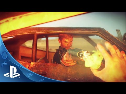 Mad Max - Launch Trailer | PS4 thumbnail