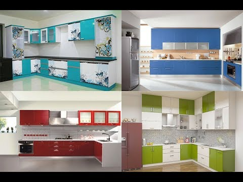 Modular kitchen designs 20019 / create your dream kitchen(AS Royal Decor)