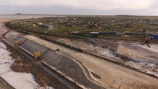 НЕИЗВЕСТНАЯ РОССИЯ | Соль России, космические пейзажи и тишина Баскунчака