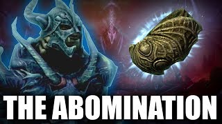 Skyrim SE Builds - The Abomination - Namira's Champion Build