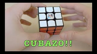 Review cubo 3x3 JUKI VALK | JukiMods | HD