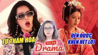Chi Pu : Từ thảm hoạ đến được khen hết lời - Hít Hà Drama