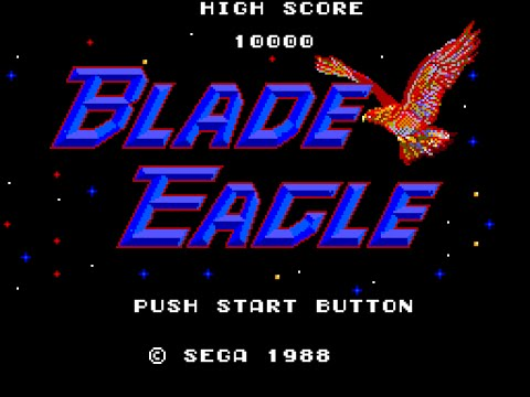 Master System Longplay [056] Blade Eagle 3-D (FM)