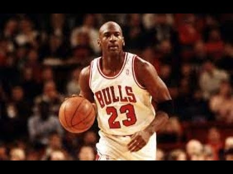 Michael Jordan career in 3 minutes