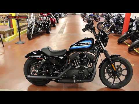 2018 Harley-Davidson Iron 1200™ in New London, Connecticut - Video 1
