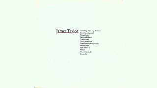 """Video thumbnail of """"James Taylor - Carolina in My Mind (Official Audio)"""""""