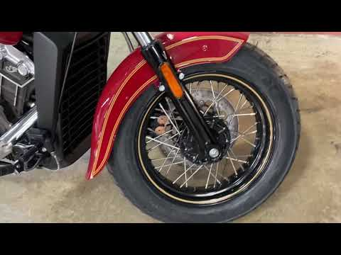 2020 Indian Scout® 100th Anniversary in Muskego, Wisconsin - Video 1