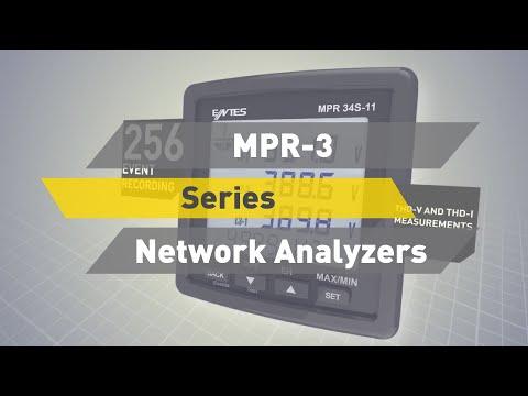 ENTES MPR-3 Series Network Analyzers