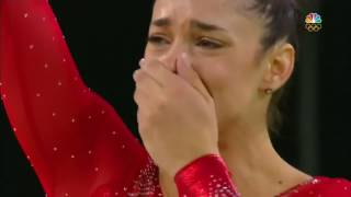 Aly Raisman - Floor Exercise - 2016 Olympics All Around
