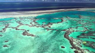 Whitsundays 'Reef & Island' scenic flight