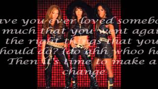Bad Habit (Live in Atlanta) Audio & Lyrics - Destiny's Child