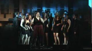 """Cornell Chordials - """"Cold Shoulder"""" (Adele) a cappella cover"""