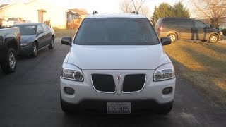 Pontiac Montana SV6 2005 - 2009