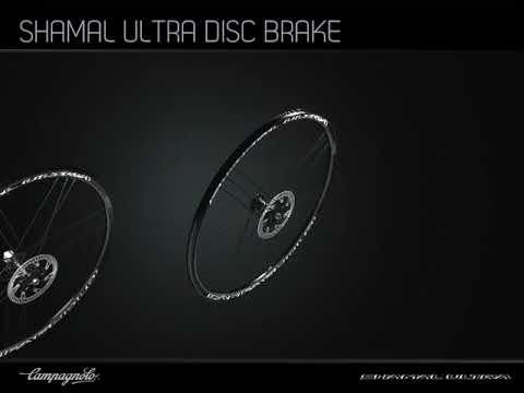 Campagnolo presents Shamal Ultra wheels