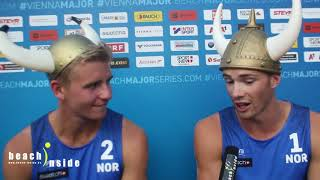 Mol / Sorum (NOR) after their Gold at #ViennaMajor and their flight ticket plan