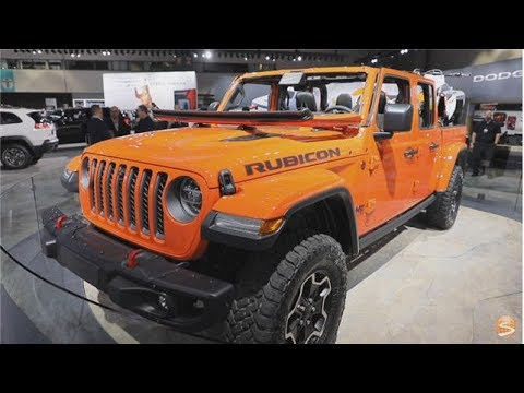 Top 10 Coolest Cars from the 2018 LA Auto Show (Video)