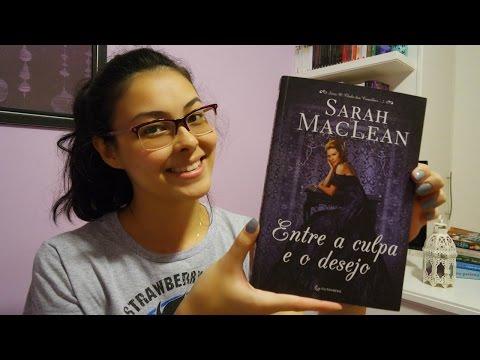 Entre a Culpa e o Desejo - Sarah MacLean (O Clube dos Canalhas #2) | Resenha