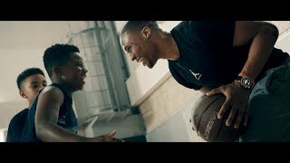 Russell Westbrook: Driven