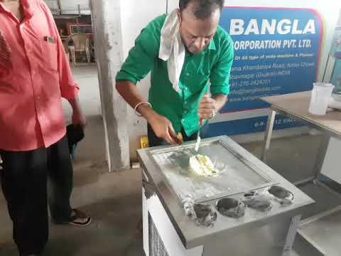 TAVA ICE CREAM MACHINE