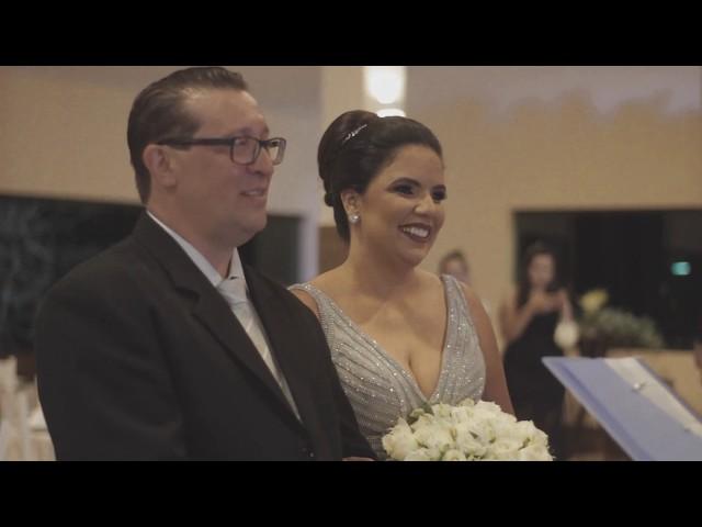 Cerimônia bodas Simone e Carlos