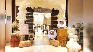 Little Lamb Themed Party By Party Dish- Event Styling