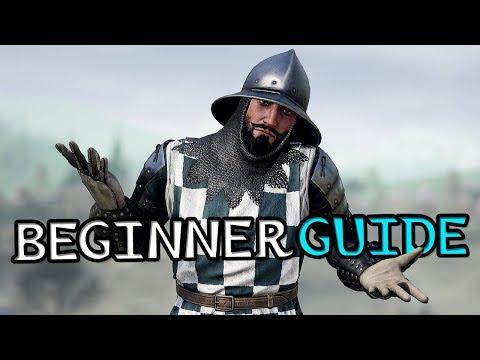 Beginner's Guide to MORDHAU