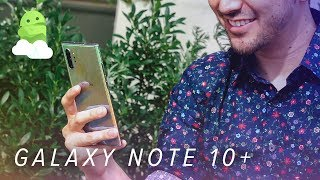 Galaxy Note 10+ review