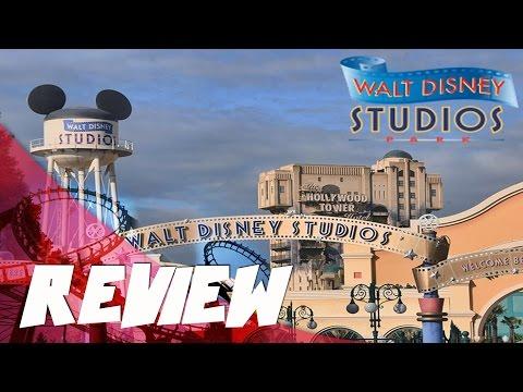 Review: Walt Disney Studios Paris [ENGLISH]