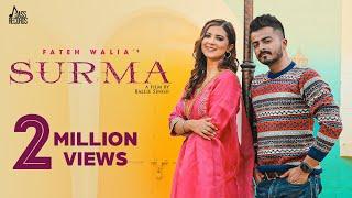 Surma Lyrics | Fateh Walia